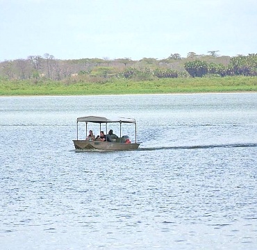 Boat Safaris in The Selous