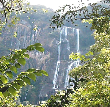 Waterfalls in Udzungwa Mountain National Park